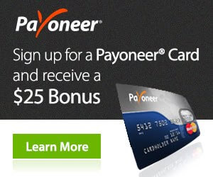 Get $25 Bonus from Payneer by Signing up - tenoblog.com