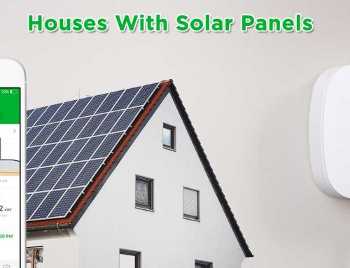 The Must Have Thing For Houses With Solar Panels