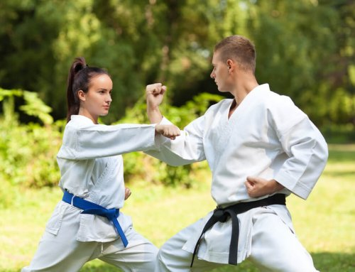 Learn the Tactics of Martial Arts for Self Defense