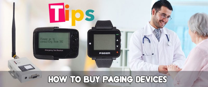 pager system