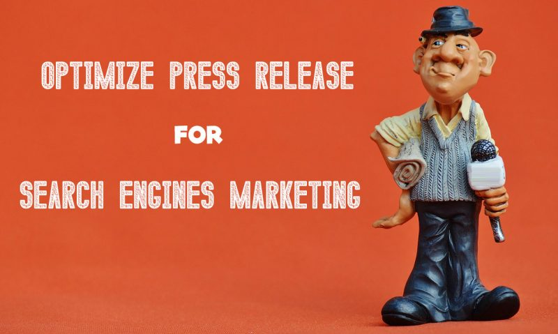 Optimize press release
