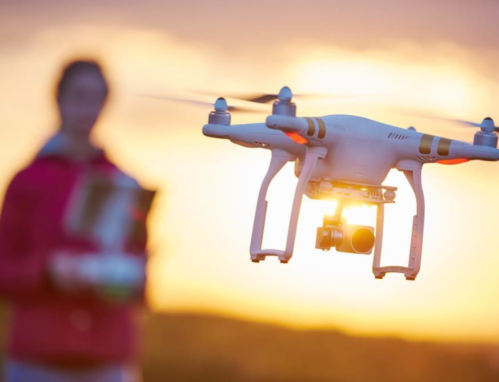 The Awesome Benefits of Using Drone Technology