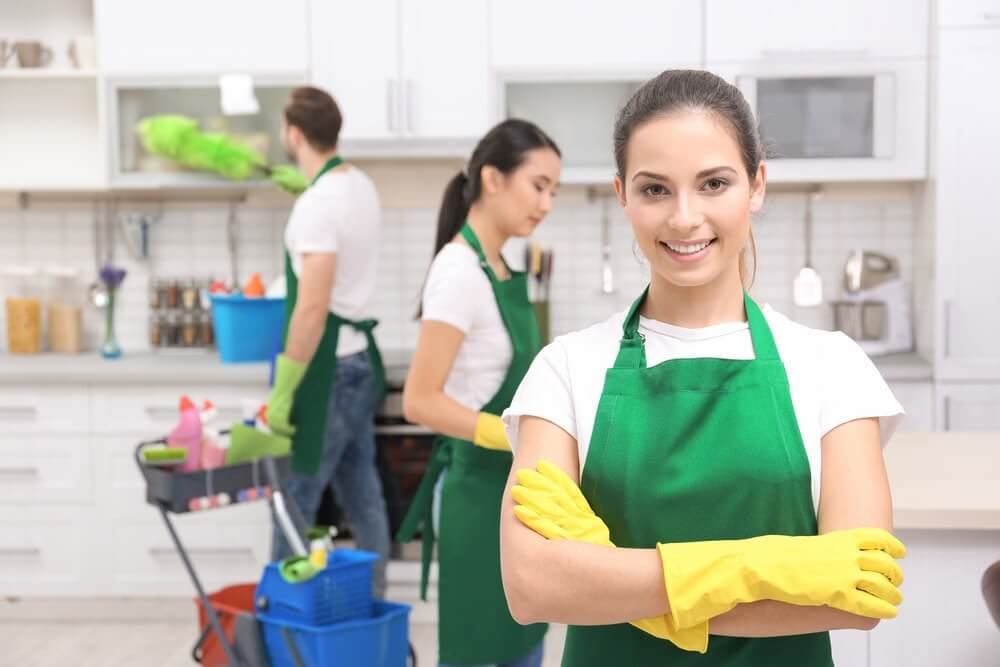 7 Benefits of Choosing a Professional House Cleaning Service - Tenoblog