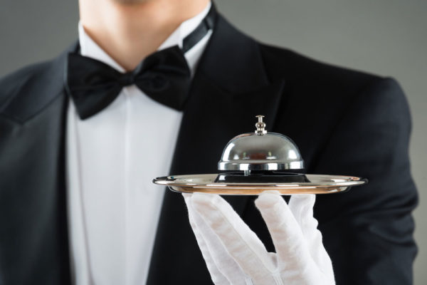 Amazing concierge services