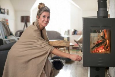 Save Energy With Fireplace